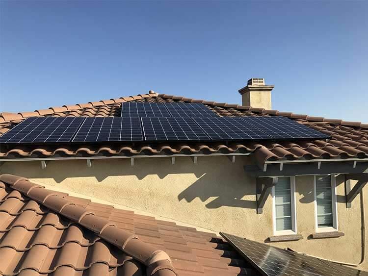 solar Temecula CA roof panels